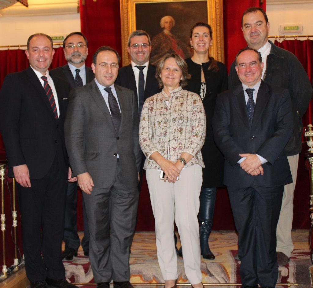 Junta Directiva de ASCOM en el II Congreso Nacional de Compliance