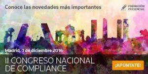 II Congreso Nacional de Compliance