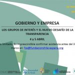 ASCOM PARTICIPA EN LA JORNADA DE TRANSPARENCIA DEL FORO GOBIERNO Y EMPRESA