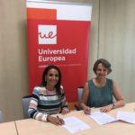 ASCOM firma un acuerdo con la Universidad Europea