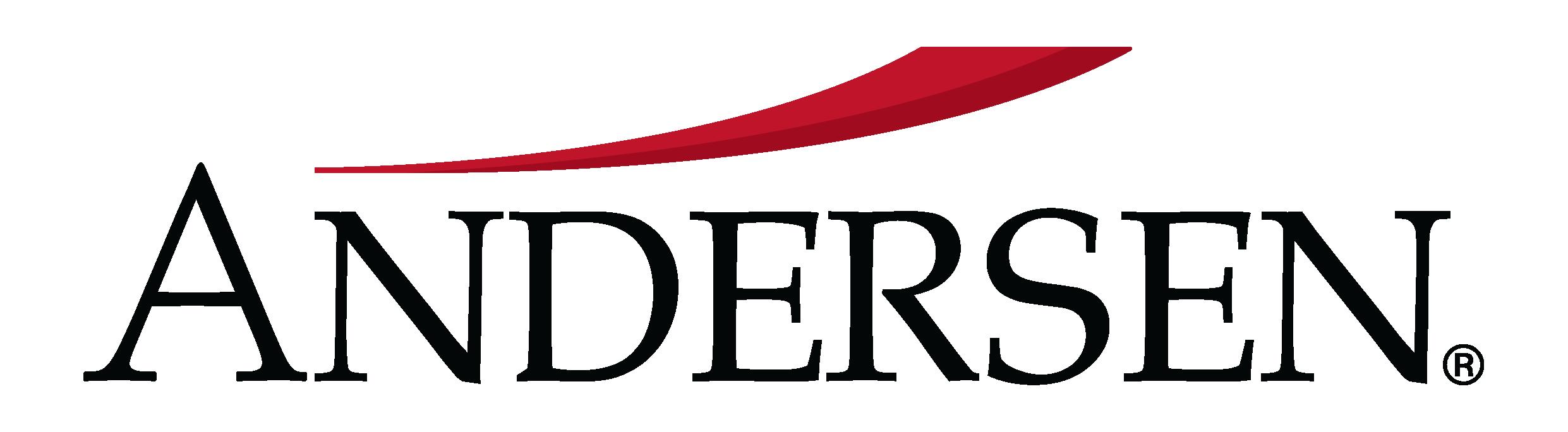 Logo Andersen PNG