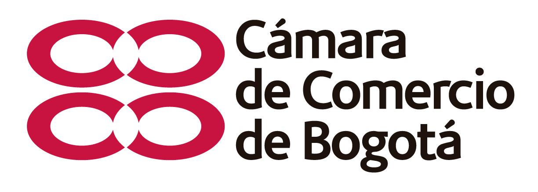 Cámara de Comercio de Bogota con fondo